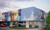 Fassadenbild des ArtCenter Rödermark / brigitte felician siebrecht