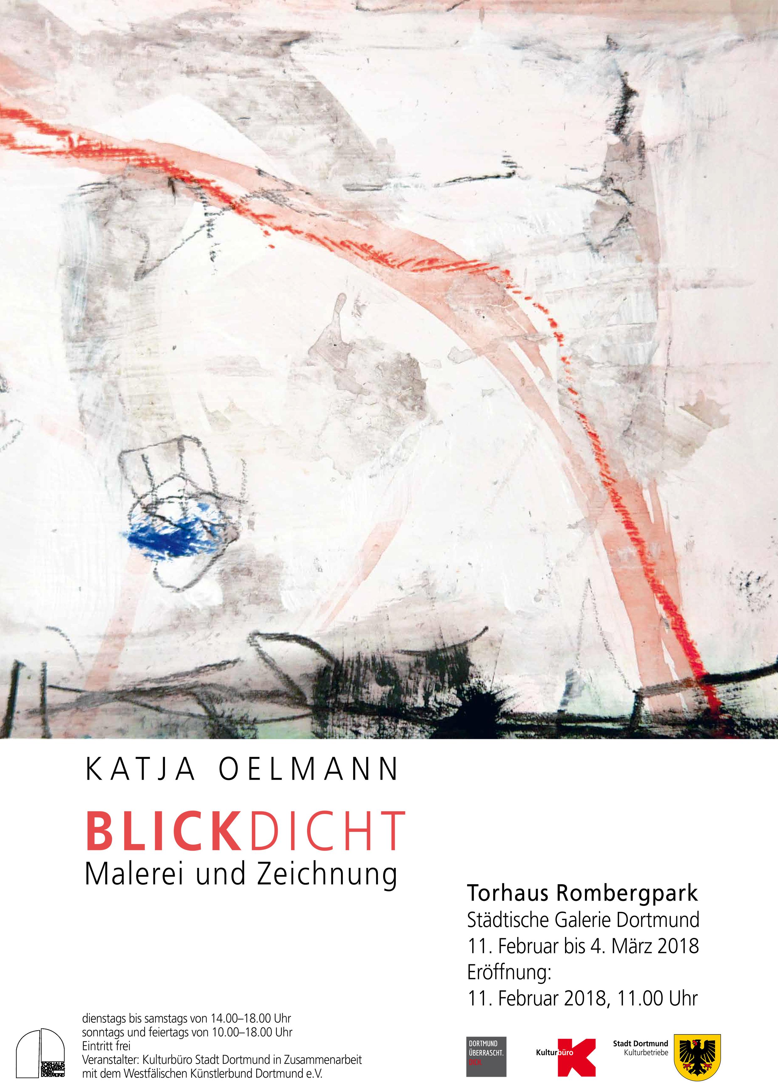 Ausstellung Torhaus Rombergpark | Katja Oelmann 2018