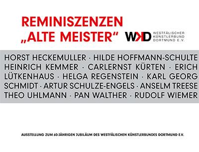 """Remineszenzen """"Alte Meister"""""""