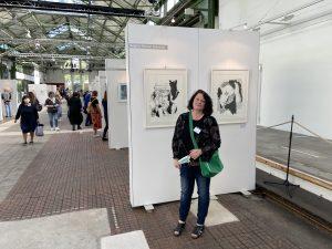 Ausstellungseröffnung Grafik aus Dortmund 2020